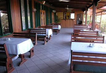 コポポビレッジリゾートレストラン
