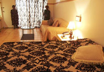 ラバウルホテルお部屋